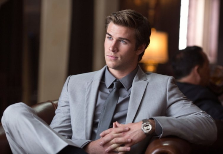 "Liam Hemsworth in ""Paranoia"" () © Studiocanal"