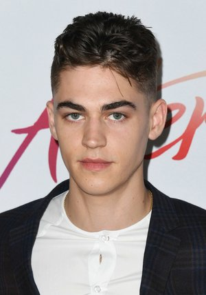 Hero Fiennes-Tiffin Poster