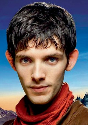 Colin Morgan Poster