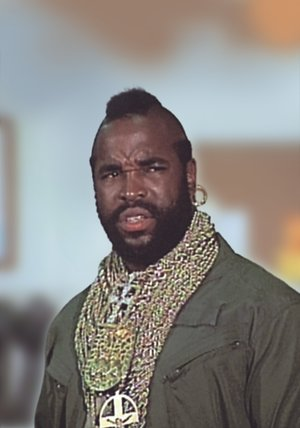 Mr. T Poster