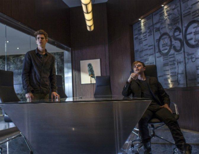 """Peter Parker und Harry Osborn sind in """"The Amazing Spider-Man 2"""" (2014) die besten Freunde © Sony"""