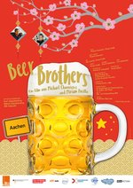 Beer Brothers Poster