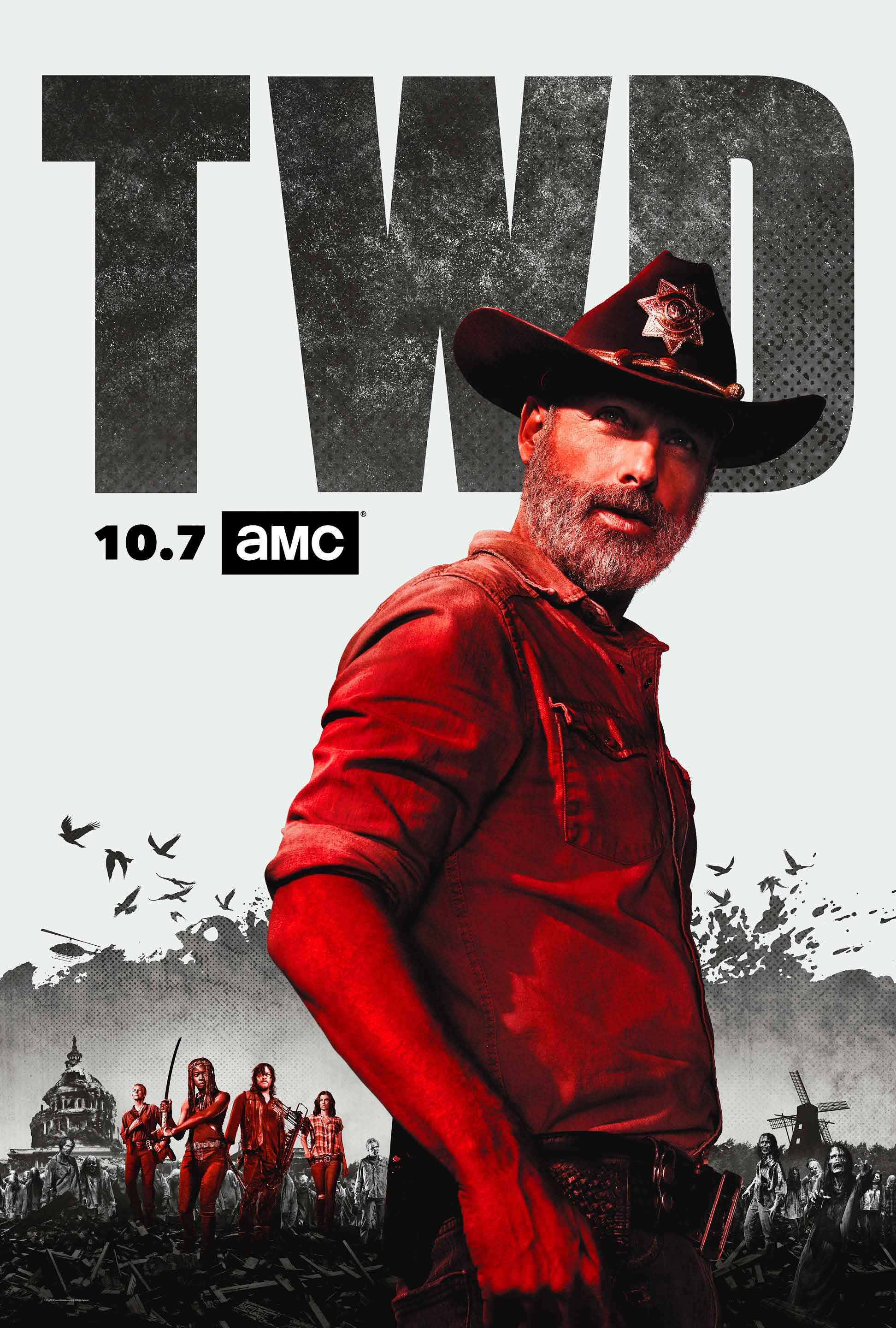 baad99c5d4840 The Walking Dead Serie · KINO.de
