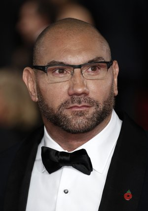 Dave Bautista Poster