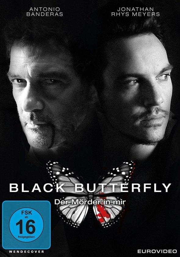 Black Butterfly - Der Mörder in mir Poster