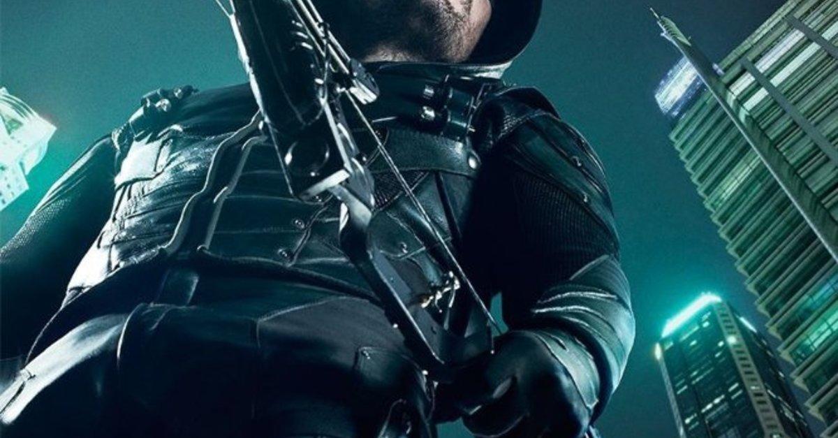 Arrow Serien Stream