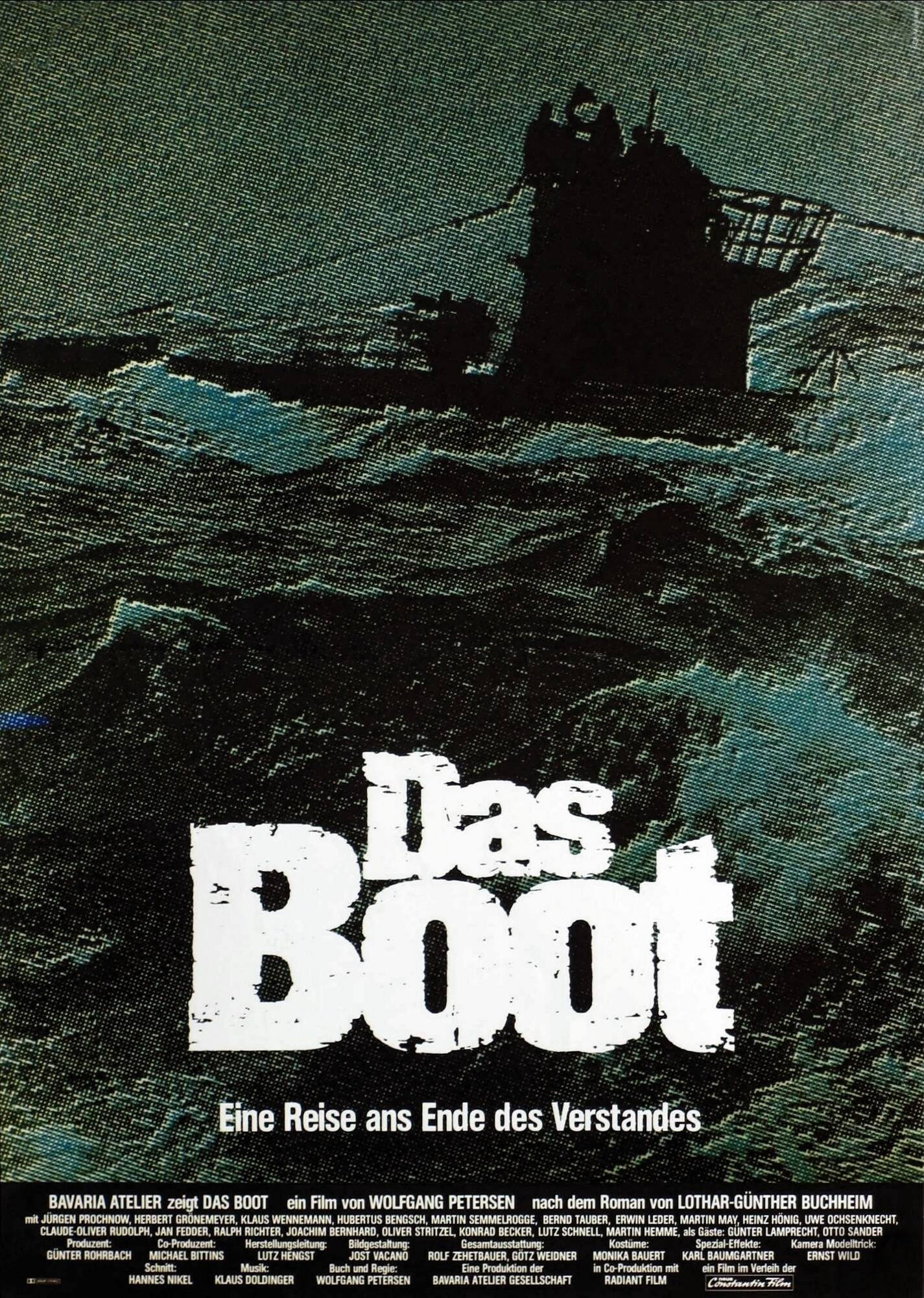 Das Boot Film (1981) · Trailer · Kritik · KINO.de