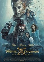 Pirates of the Caribbean 5: Salazars Rache Poster
