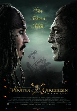 Pirates of the Caribbean: Salazars Rache Poster
