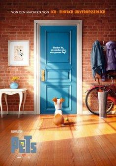 Plakat: PETS