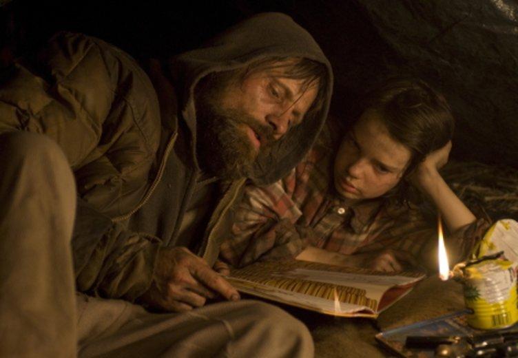 """Viggo Mortensen in """"The Road"""" (2009) © Senator Filmverleih"""