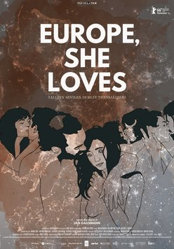 Europe, She Loves Poster