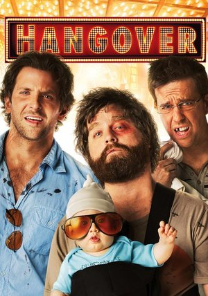 The Hangover Trilogy Poster
