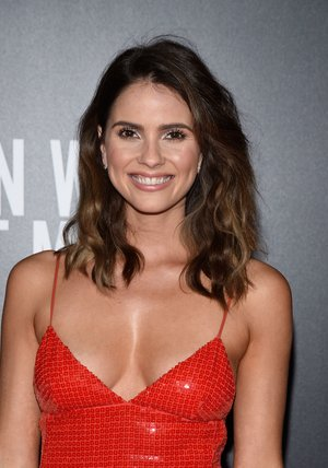 Shelley Hennig Poster