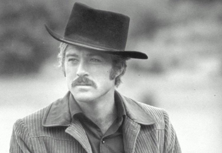 "Robert Redford in ""Zwei Banditen"" (1969) © Centfox"