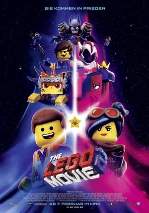 Plakat: LEGO MOVIE 2