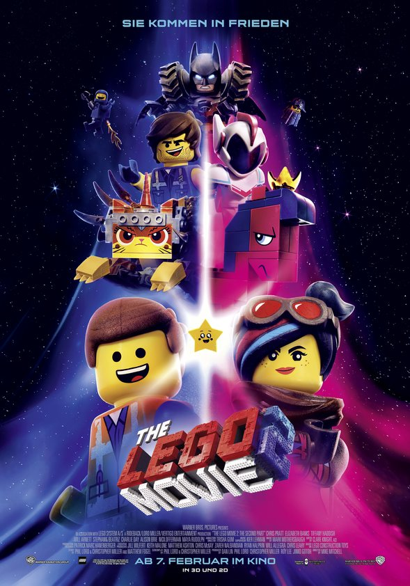 The Lego Movie 2 Film 2019 Trailer Kritik Kino De