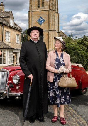 """Father Brown"" Staffel 6: Deutschlandpremiere ab 25. Januar 2019 auf ZDFneo"