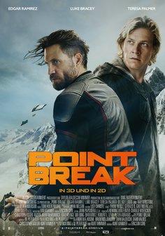 Film-Poster für Point Break ( 3D )