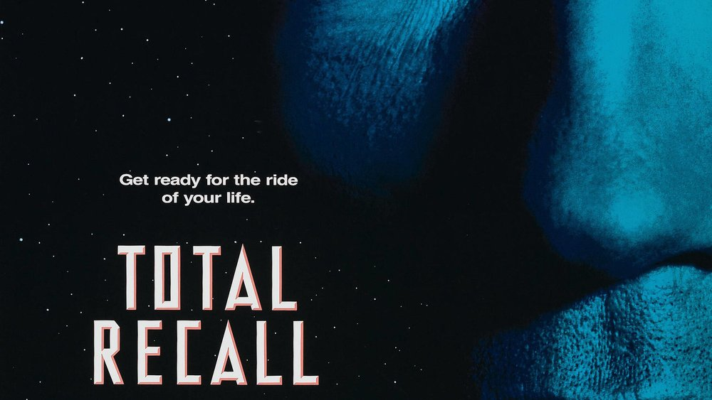 Total Recall - Die totale Erinnerung Poster