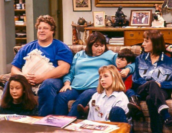 Die trashige Familie Conner machte John Goodman weltberühmt © Pro 7 / Universum Film