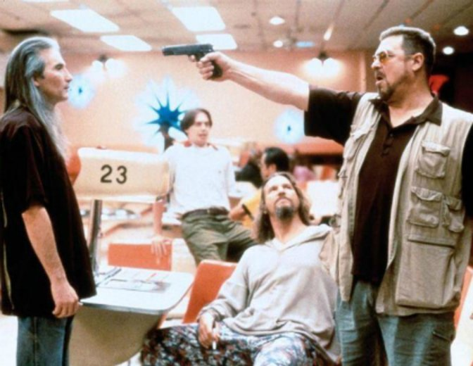 "Kultstatus gelang John Goodman durch ""The Big Lebowski"" © UIP / Polygram"