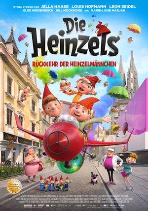 Plakat: DIE HEINZELS