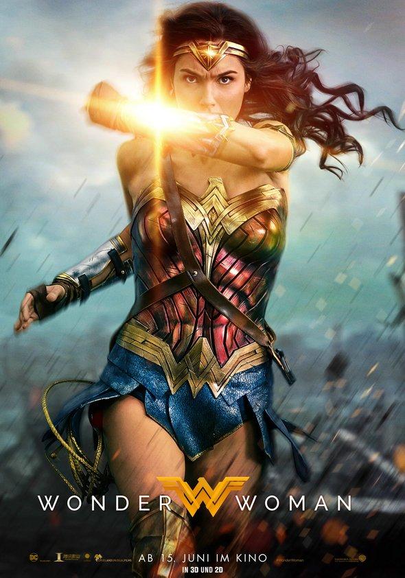 Plakat: WONDER WOMAN