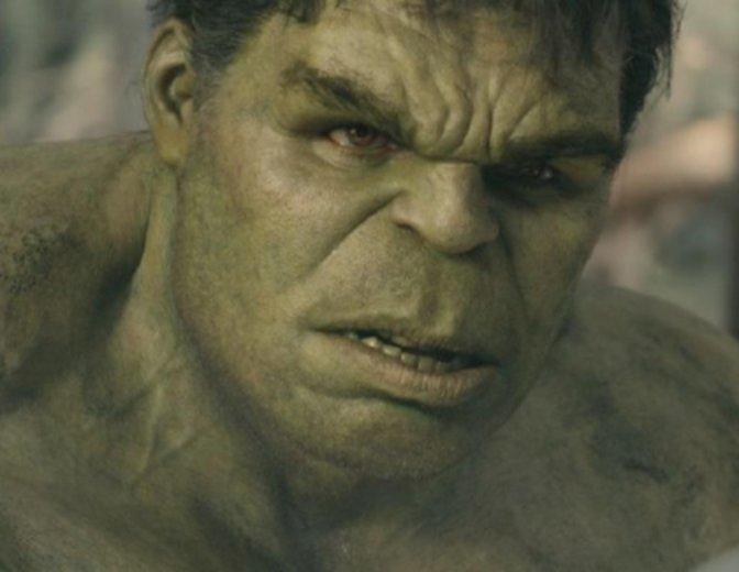 Mark Ruffalo wird den Film über vorallem in seiner Hulk-Gestalt zu sehen. © Disney