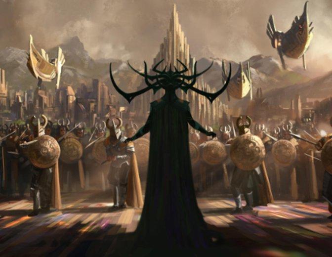 """Erstes Produktionsbild von """"Thor 3"""" © Disney"""