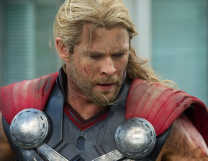 "Chris Hemsworth in ""Avengers 2: Ages of Ultron"" © Disney"