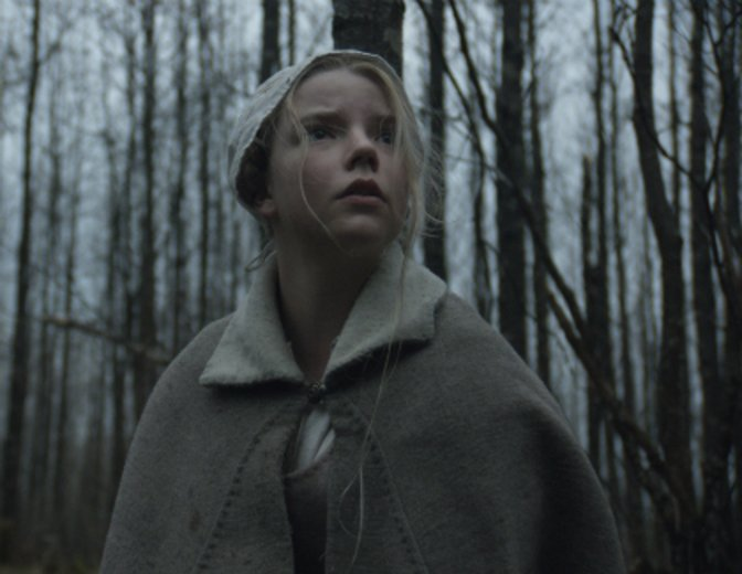 "Das Gruseln lernt Anya Taylor-Joy in ""The Witch"" (2015) © Universal"