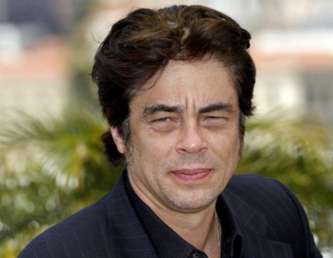 Benicio del Toro Star Wars Episode 8