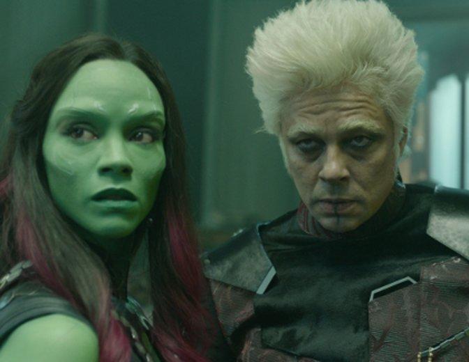 """Benicio Del Toro war schon in """"Guardians of the Galaxy"""" als grusliger Bösewicht zu sehen. © Disney"""