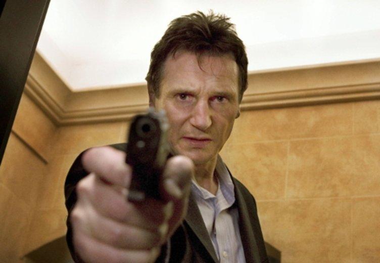 """Liam Neeson als rachsüchtiger Vater in """"96 Hours"""" © 20th Century Fox"""