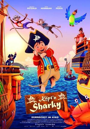 Käpt'n Sharky Poster