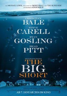 The Big Short Poster