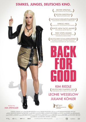 Back for Good Poster