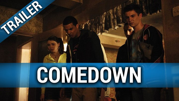 Comedown - Trailer Poster
