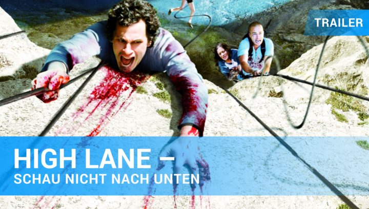 High Lane - Trailer Deutsch Poster