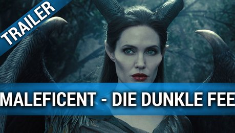 Maleficent - Die dunkle Fee - Trailer Poster