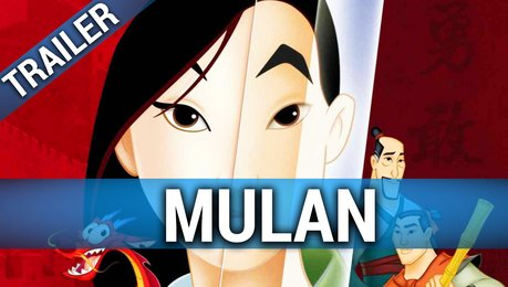Mulan Box-Set - Trailer Poster