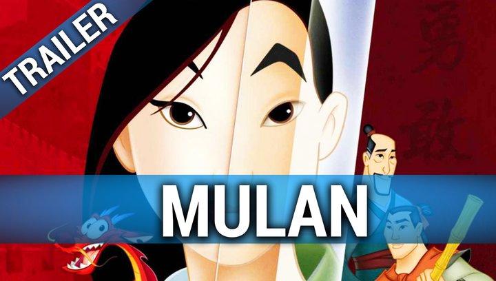 Mulan Box-Set - Trailer Poster
