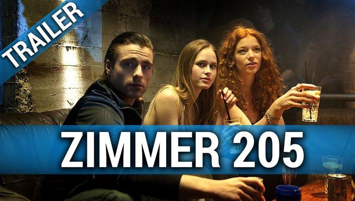 Zimmer 205 - Trailer Poster