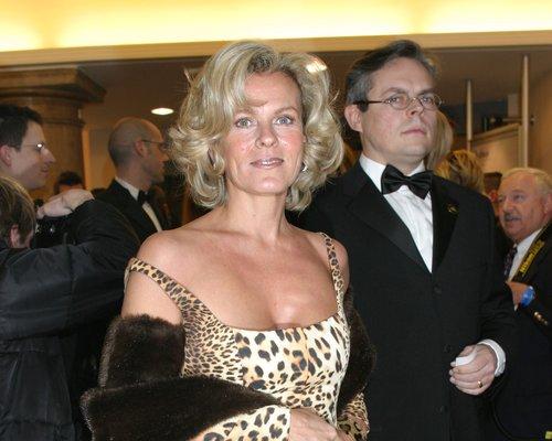Andrea Larronge  nackt