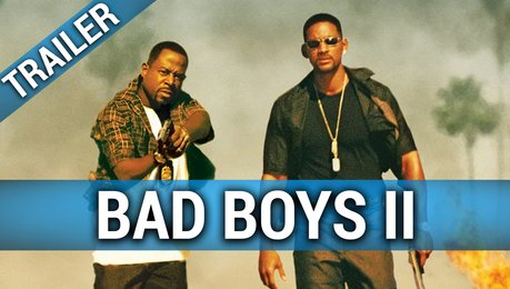 Bad Boys II - Trailer Poster