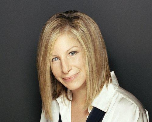 Barbra Streisand 1942 Portrait Kino De