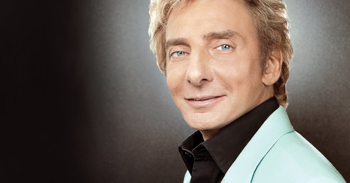 Barry Manilow Touring In