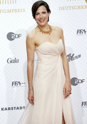 Bettina Zimmermann Poster