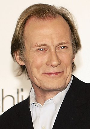 Bill Nighy Poster